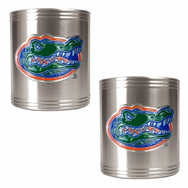 Florida 2 Can Holder Set