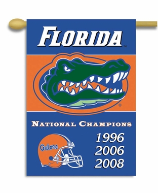 Florida 2 Sided Championship Banner (P)