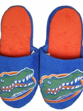 Florida 2011 Big Logo Hard Sole Slippers (Two Tone)
