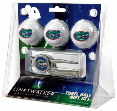 Florida 3 Ball Gift Pack With Kool Tool