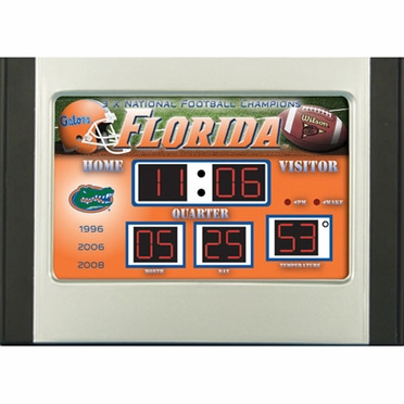 Florida Alarm Clock Desk Scoreboard