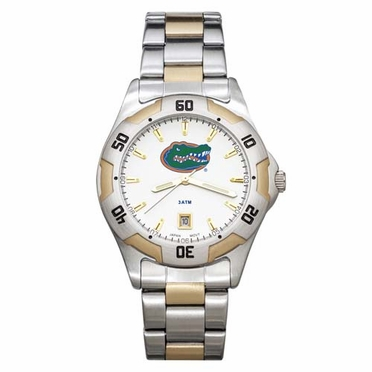Florida All Pro Two Tone Watch