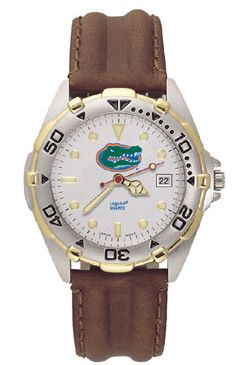 Florida All Star Mens (Leather Band) Watch
