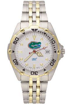 Florida All Star Mens (Steel Band) Watch