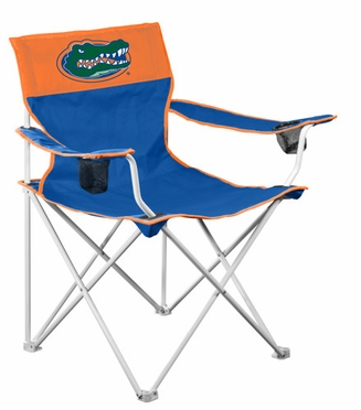 Florida Big Boy Adult Folding Logo Chair