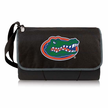 Florida Blanket Tote (Black)