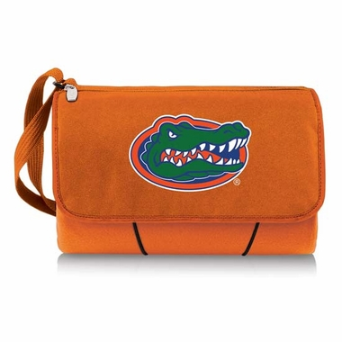 Florida Blanket Tote (Orange)