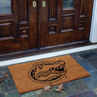Florida Flocked Coir Doormat