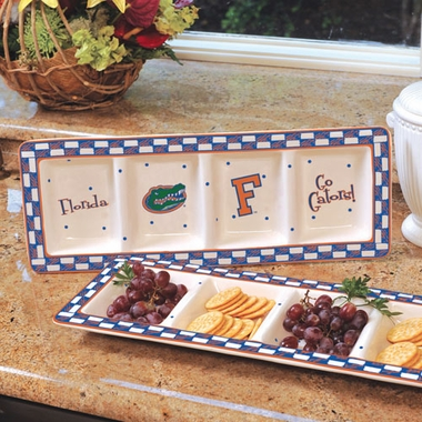 Florida Gameday Relish Tray
