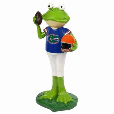 Florida Gators 12 Inch Frog Player Figurine