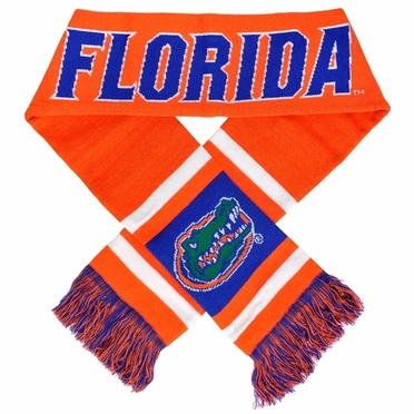 Florida Gators 2012 Team Stripe Knit Scarf