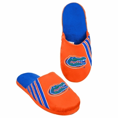 Florida Gators 2012 Team Stripe Logo Slippers