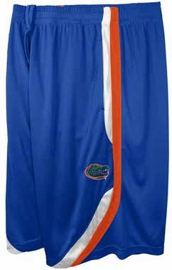Florida Gators Clean the Glass Performance Shorts - Blue