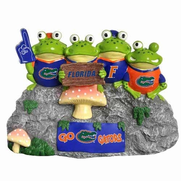 Florida Gators Frog Fan Bench