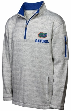 "Florida Gators Majestic ""Touchback"" 1/4 Zip Heavy Fleece Jacket"