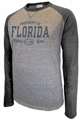"Florida Gators Majestic ""Unity"" Triblend Premium Long Sleeve T-Shirt"