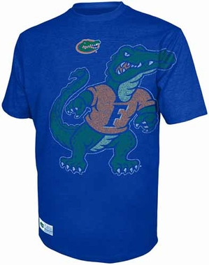 Florida Gators Throwdown Blue Premium T-Shirt