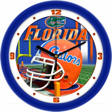 Florida Helmet Wall Clock