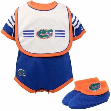 Florida Infant 3 Piece Creeper Set