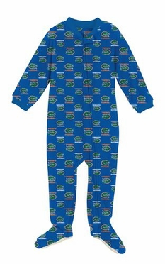Florida Infant Footed Full Zip Raglan Coverall Sleeper