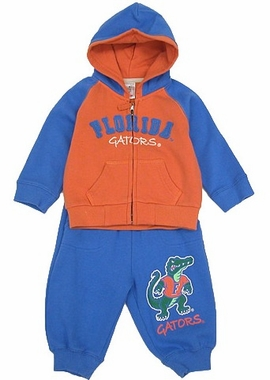 Florida Infant Hooded Jacket Pants Set