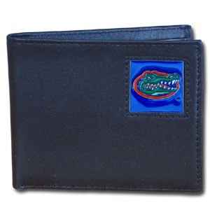 Florida Leather Bifold Wallet (F)