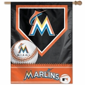 Miami Marlins Flags & Outdoors