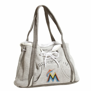 Miami Marlins Property of Hoody Purse