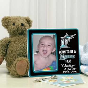Florida Marlins Youth Picture Frame