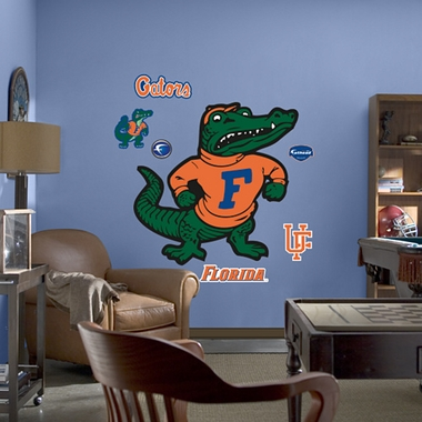 Florida Mascot Fathead Wall Graphic