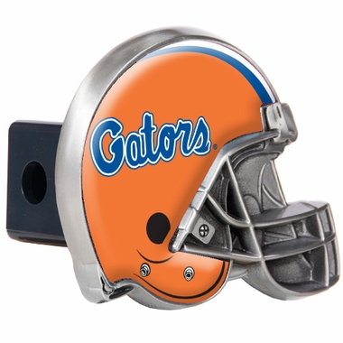 Florida Metal Helmet Trailer Hitch Cover