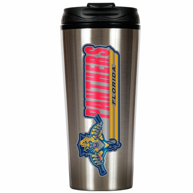 Florida Panthers 16 oz. Thermo Travel Tumbler