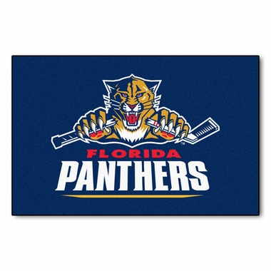 Florida Panthers 20 x 30 Rug