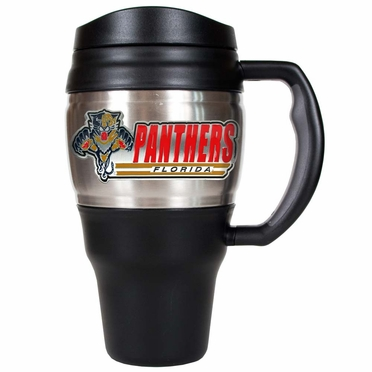 Florida Panthers 20oz Oversized Travel Mug