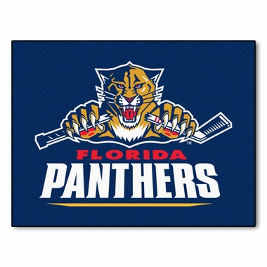 Florida Panthers 34 x 45 Rug