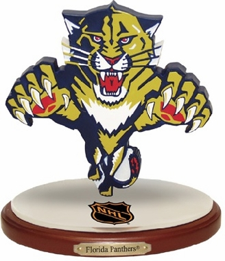 Florida Panthers 3D Logo