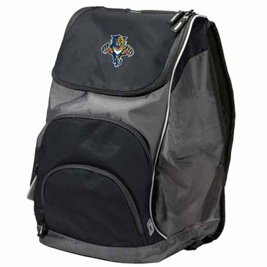 Florida Panthers Action Backpack (Color: Black)