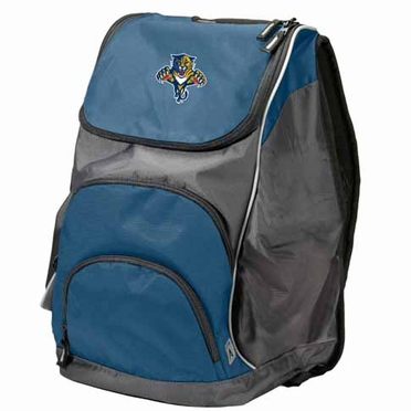 Florida Panthers Action Backpack (Color: Navy)