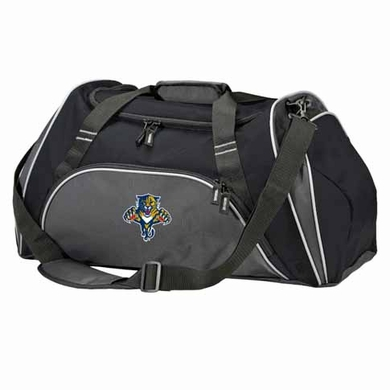 Florida Panthers Action Duffle (Color: Black)