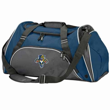 Florida Panthers Action Duffle (Color: Navy)