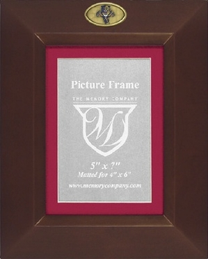 Florida Panthers BROWN Portrait Picture Frame
