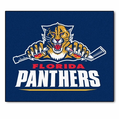 Florida Panthers Economy 5 Foot x 6 Foot Mat