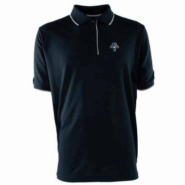 Florida Panthers Mens Elite Polo Shirt (Team Color: Navy)