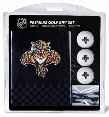 Florida Panthers Embroidered Towel Gift Set