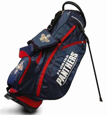 Florida Panthers Fairway Stand Bag