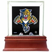 Florida Panthers Display Cases