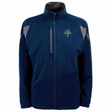 Florida Panthers Mens Highland Water Resistant Jacket (Team Color: Navy)