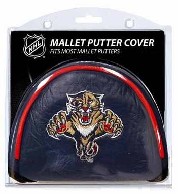 Florida Panthers Mallet Putter Cover