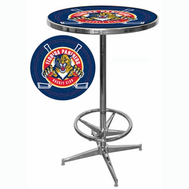 Florida Panthers Pub Table
