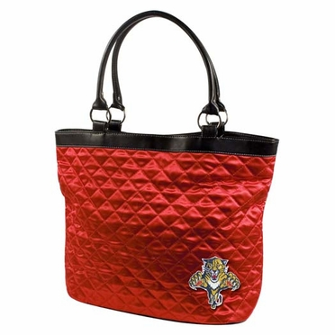 Florida Panthers Quilted Tote